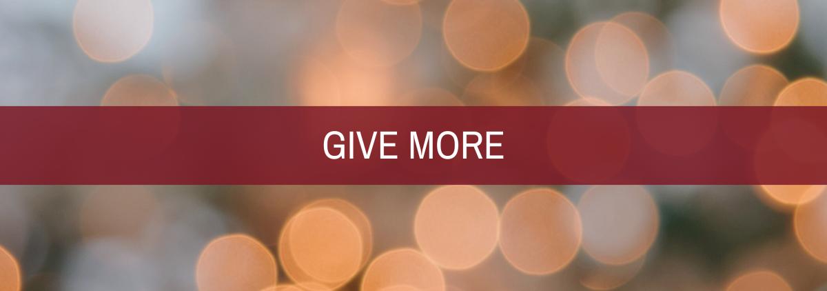 GiveMoreBlog