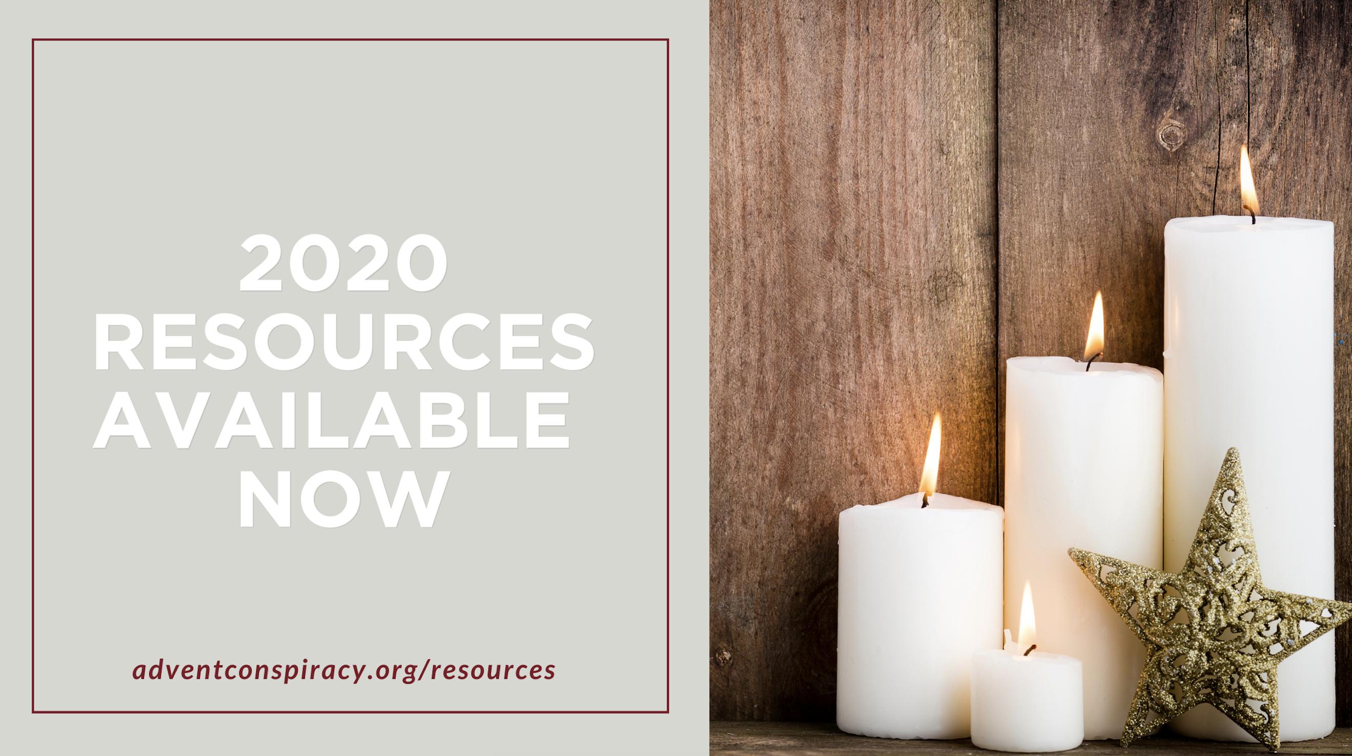 2020 Resources Banner